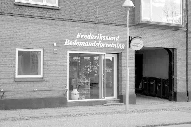 Frederikssund Bedemandsforretning