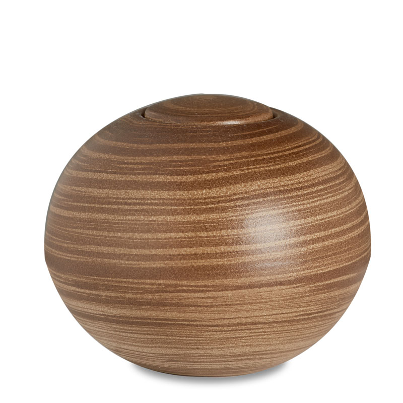 sfera antracitgrå askespredningsurne