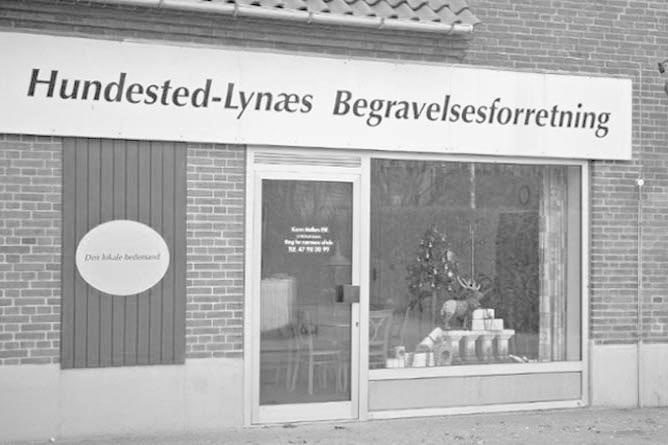 Hundested Lynæs Begravelsesforretning