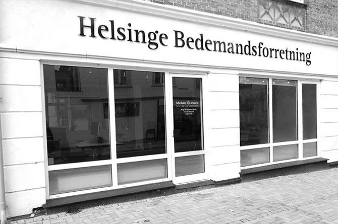 Helsinge Bedemandsforretning
